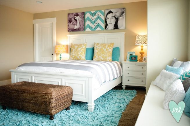 16 Best Images About Bedroom Inspiration On Pinterest Master Bedrooms Gray Chevron And