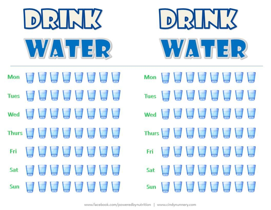 Take The 14 Day Challenge Download The Drink Water