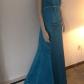 Davidus bridal oasis bridesmaid prom crop top set crop top set