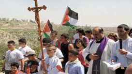 Image result for palestinian christians