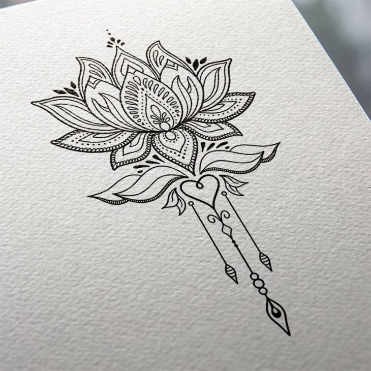 Imagen relacionada tatuaje final Pinterest Flower tattoo