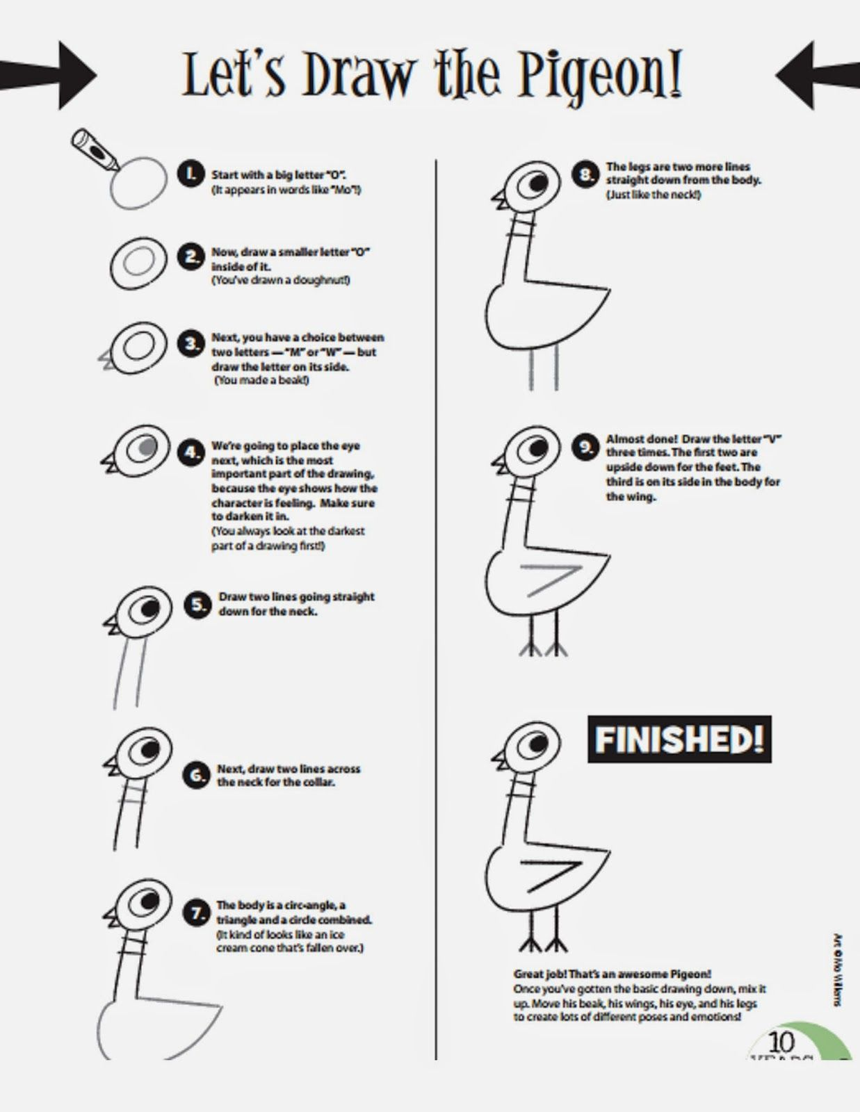 Sandra S Savvy Teaching Tips Don T Let The Pigeon