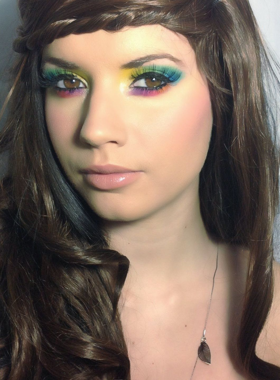 70s Hippie Eye Makeup Hairstly