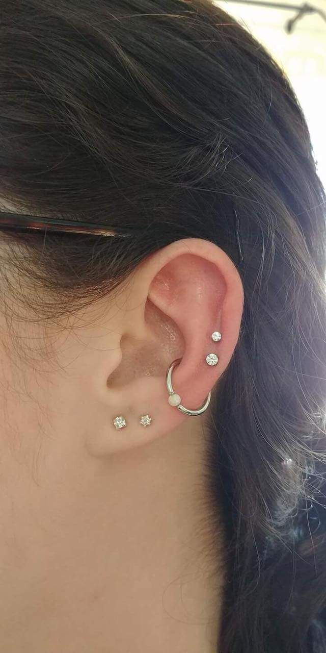 Adventurous Ear Piercings That Are Up On the Trend  Piercing