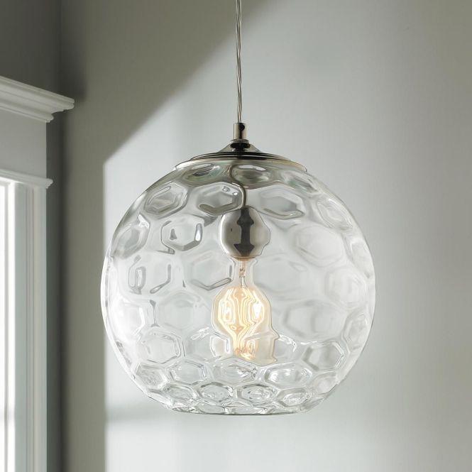 Young House Love Honeycomb Bubble Pendant