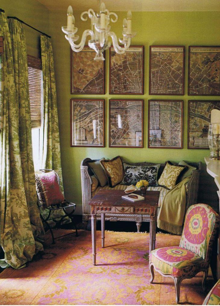 New Orleans home Debra Shriver Interior Design Hal Williamson
