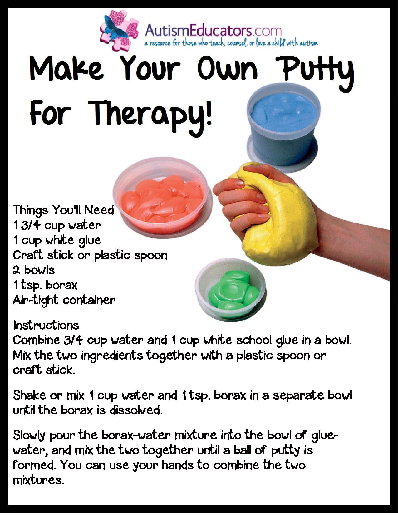 Best 25 Therapy Putty Ideas