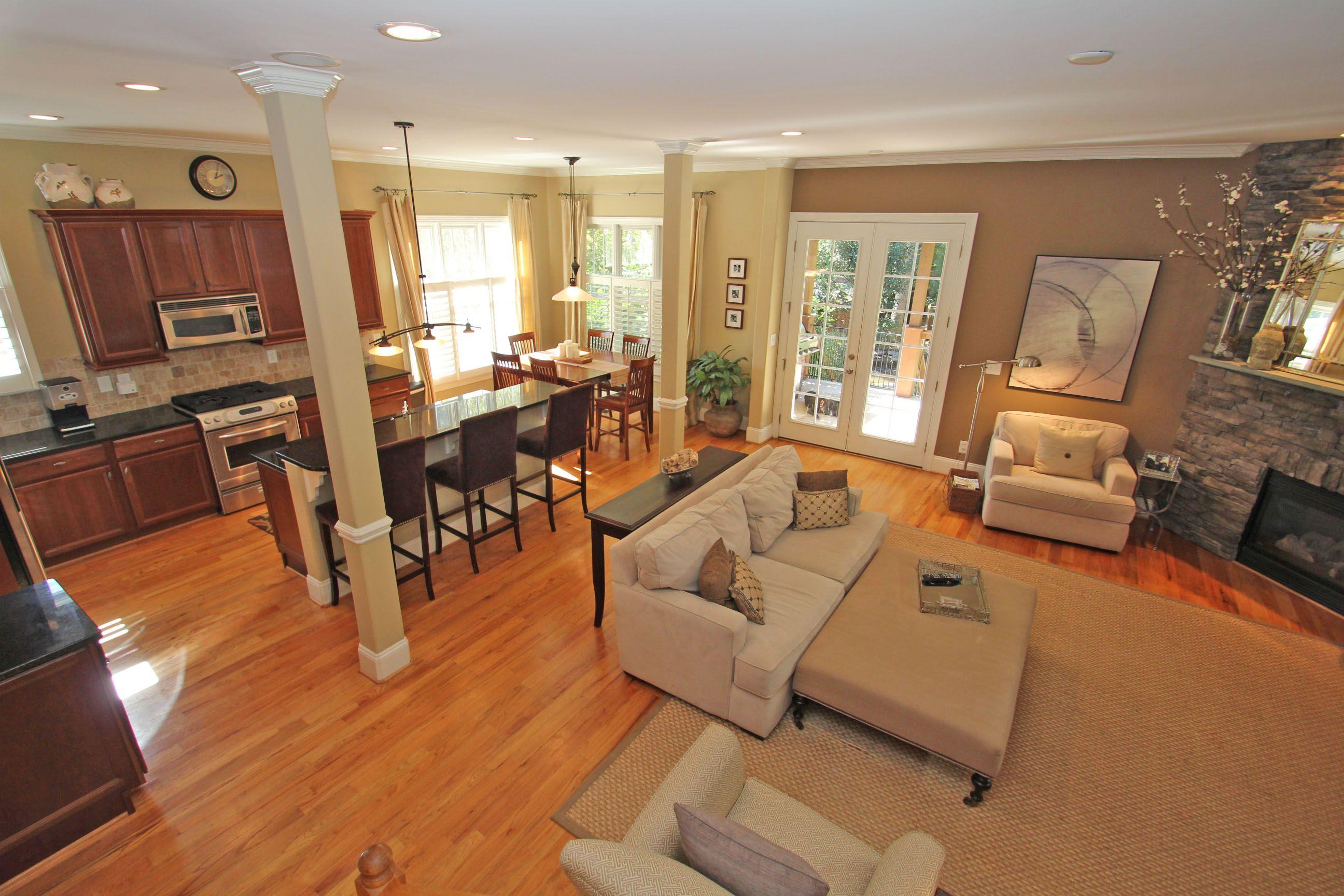 Great Room - Open Floor Plan