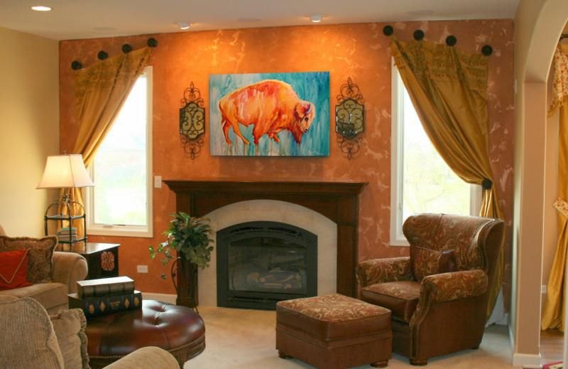 southwestern interior paint colors paintings by theresa on interior paint color schemes id=39698