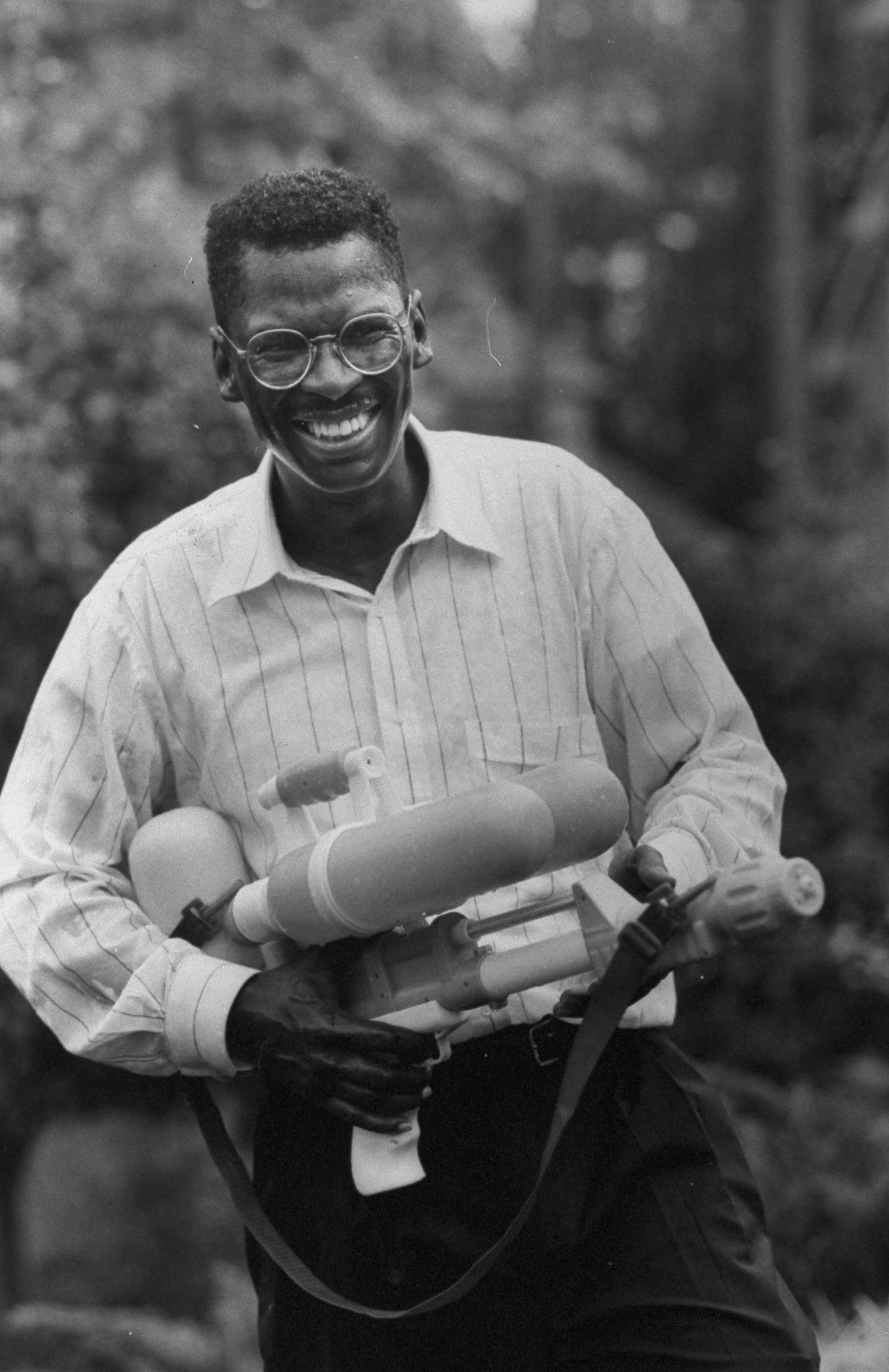 This Nasa Engineer Invented The Super Soaker Lonnie G