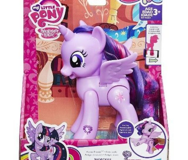 My Little Pony Action Friends 6 Inch Princess Twilight Sparkle