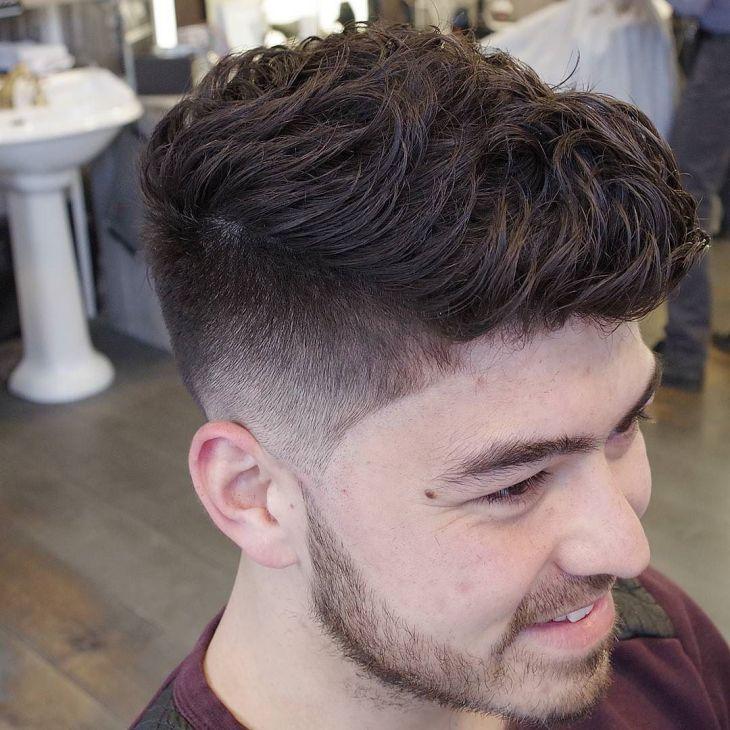 Haircut by mensworldherenkappers iftLmFtY menshair
