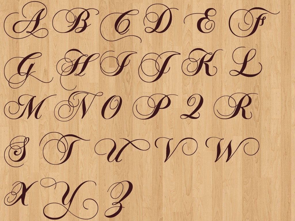 Fancy Ways To Write The Letter G