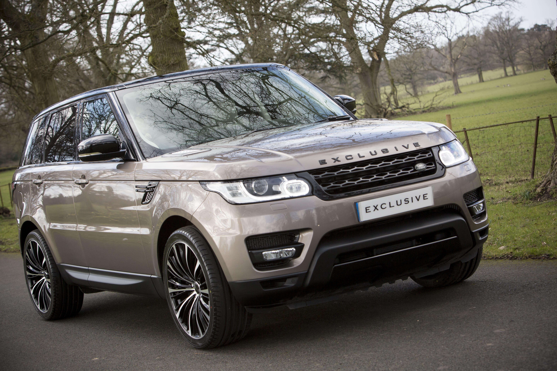 Похожее изображение Range Rover And other cars