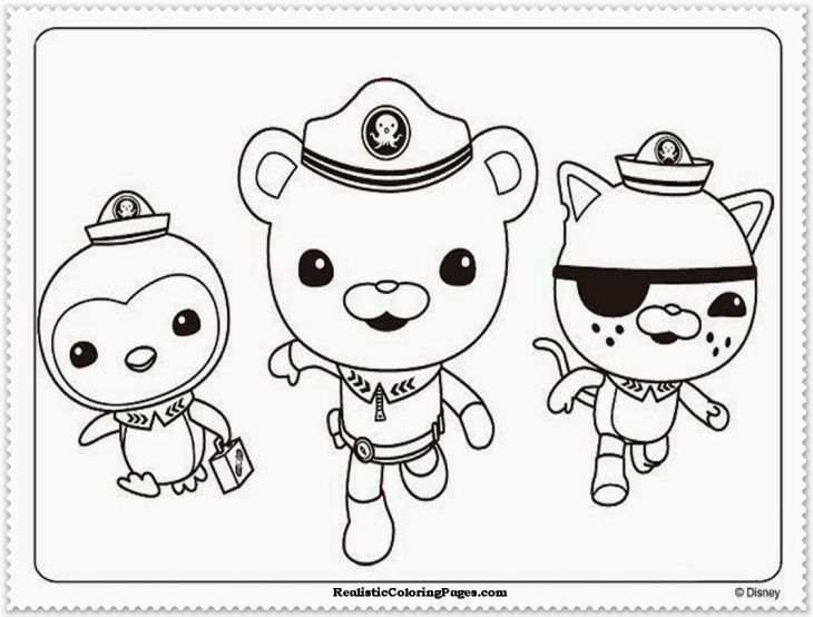 Disney jr printable coloring pages coloring pages to print octonauts ...