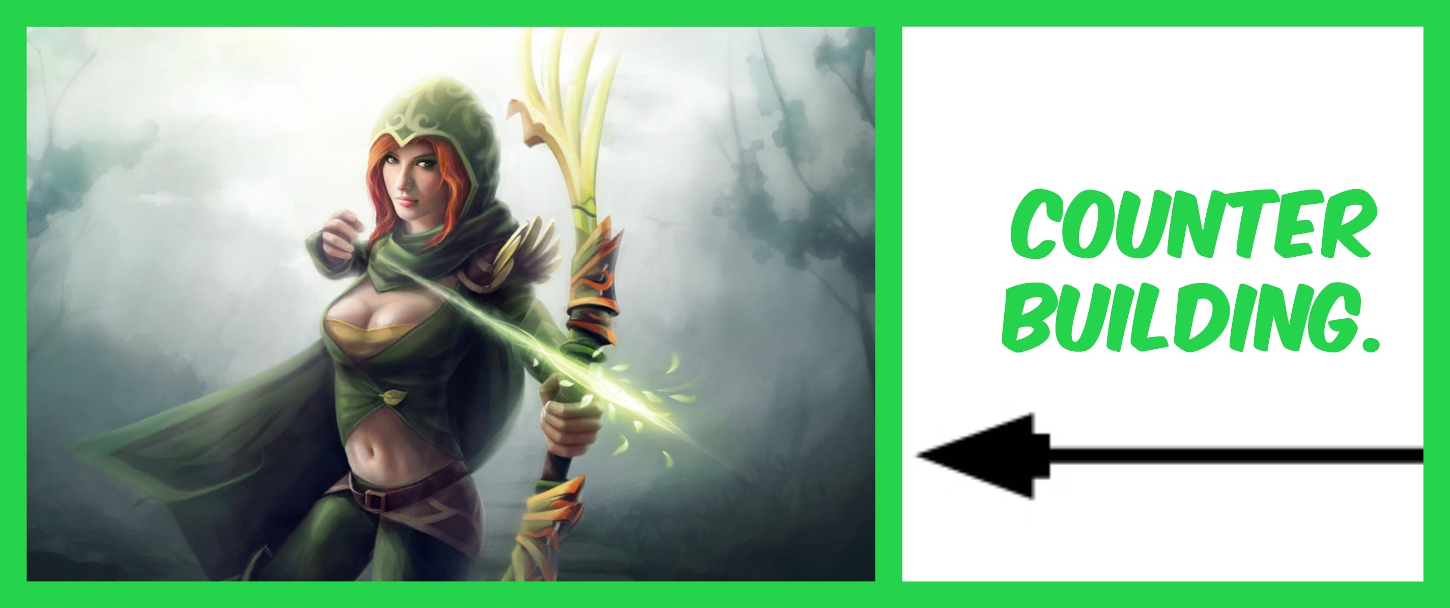Windranger Build Guide DOTA 2 Child Of The Winds 703