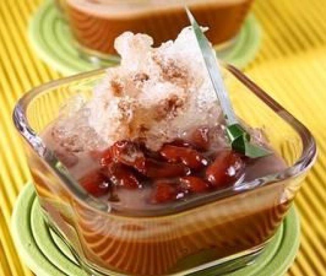 Es Kacang Merah Red Bean Ice From Manado North Sulawesi Tanah Minahasa Pinterest Palembang Red Beans And Manado