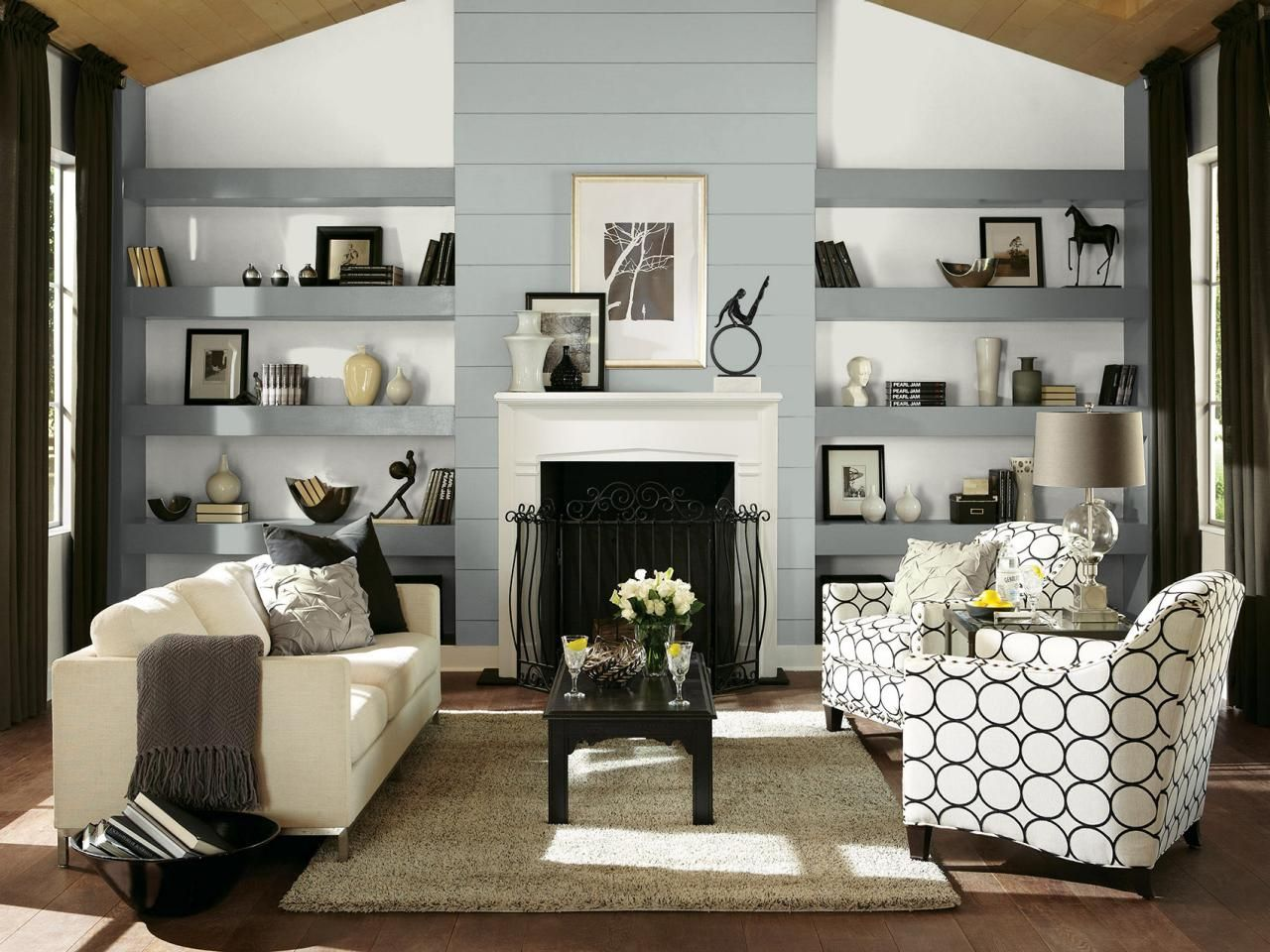 gray color palette gray color schemes paint colors on designers most used wall color id=34207