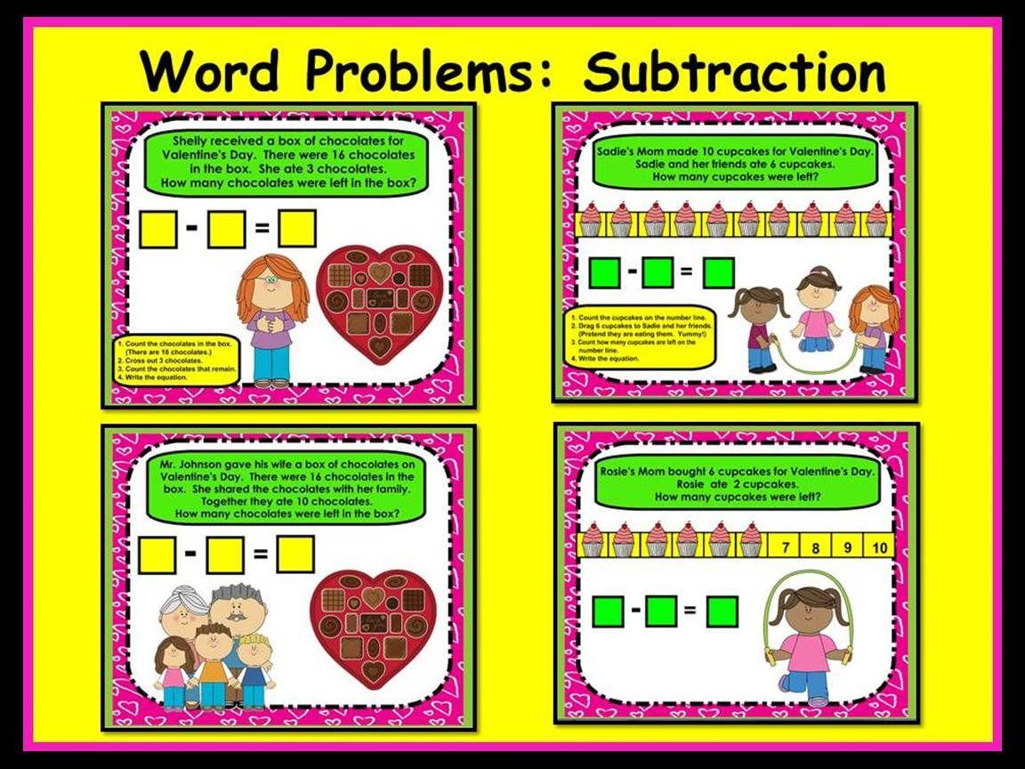Smartboard Valentine S Day Math