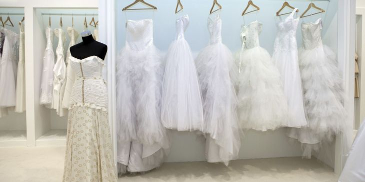 Buying a wedding dress is no small thing so let these  tips before