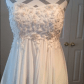 Galina boho wedding dress size bodice and boho