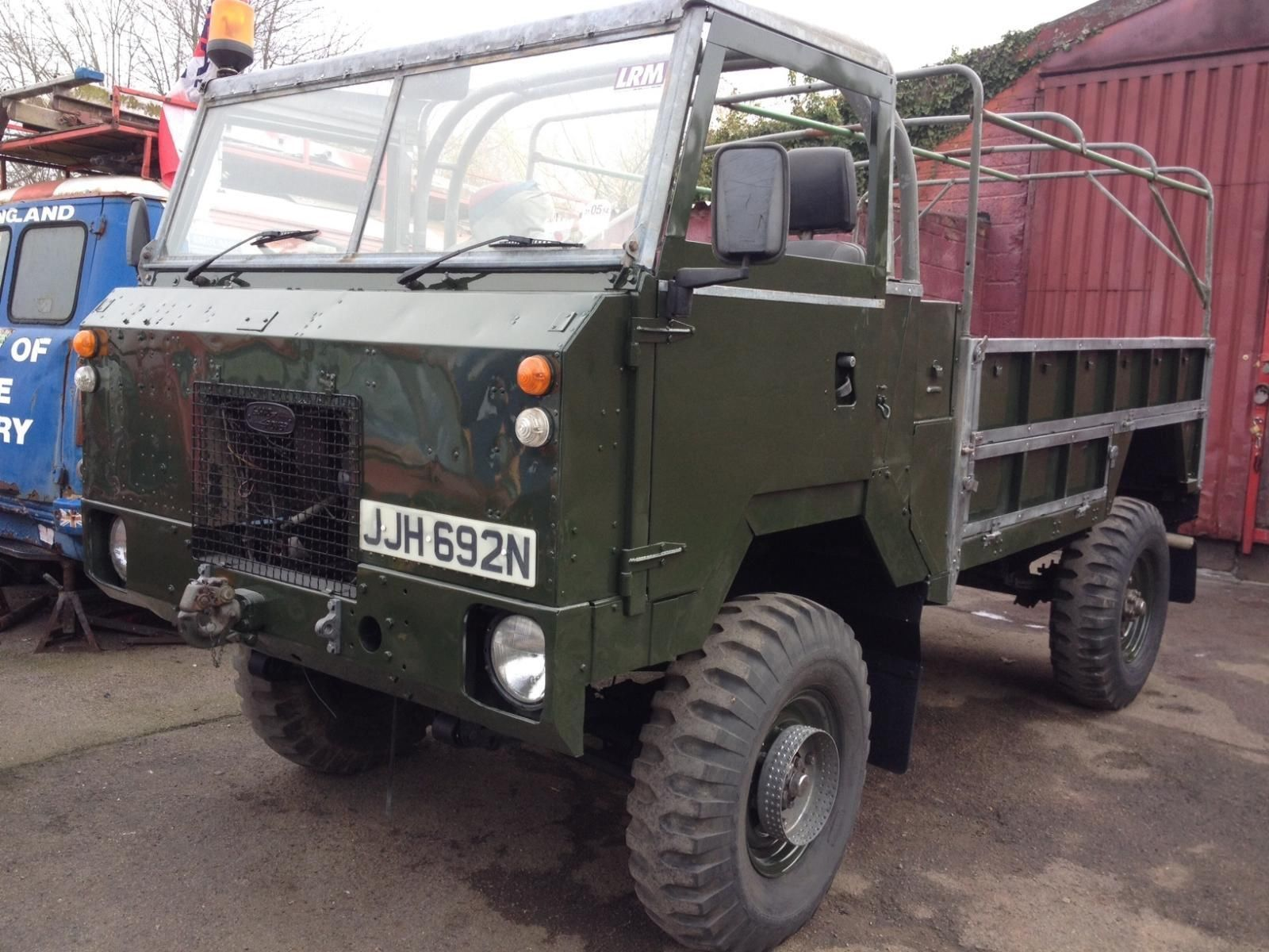 Land Rover 101 forward control Wanted