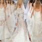 Wedding dresses for 2nd marriage  Pin by Wanda Albano on Construction of Wedding Dress  Pinterest