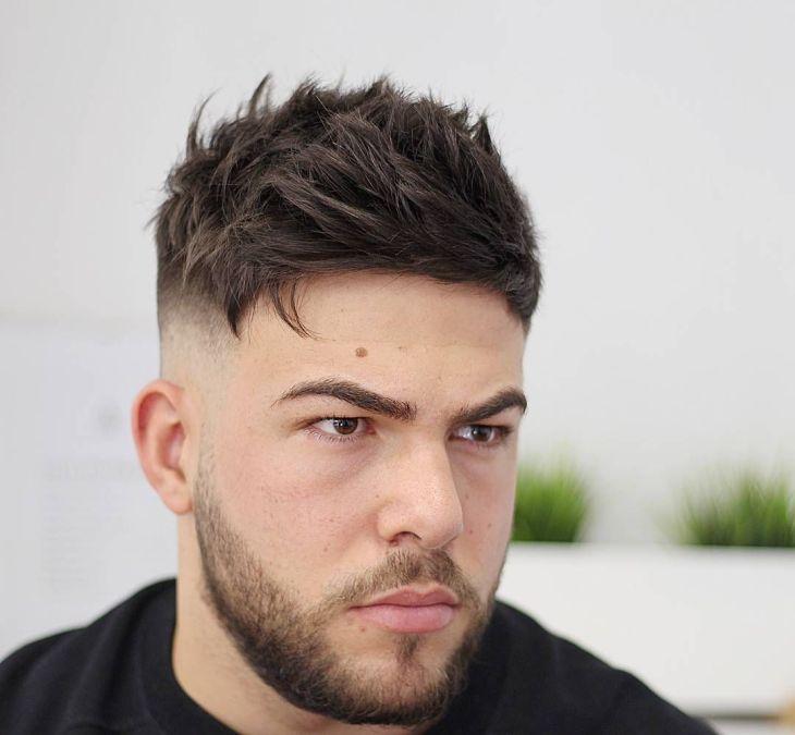 agusdeasis textured menus haircuts  menshairstyles  Mens