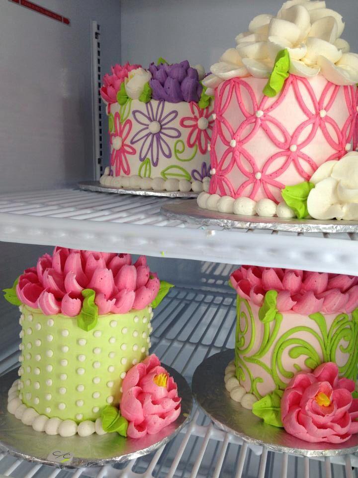 BUTTERCREAM The White Flower Cake Shoppe Cakes