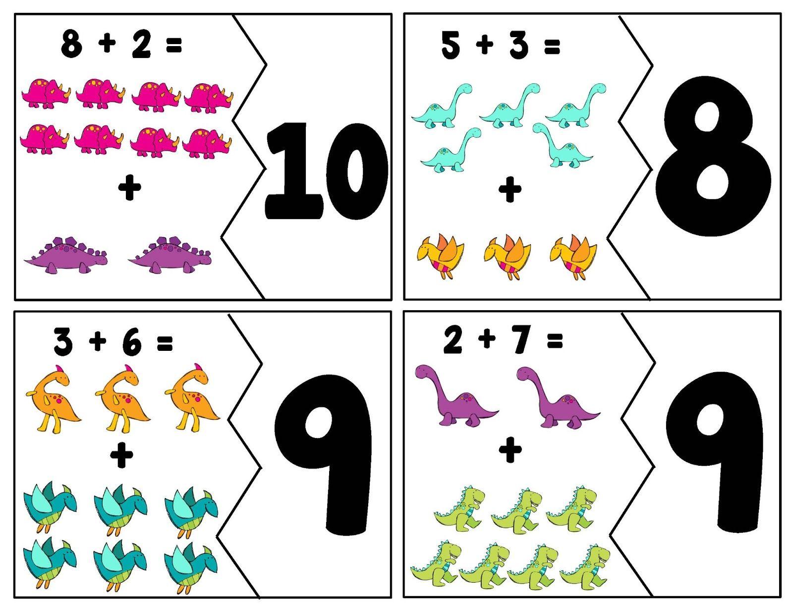 Adding Worksheet Counting Fish Fish