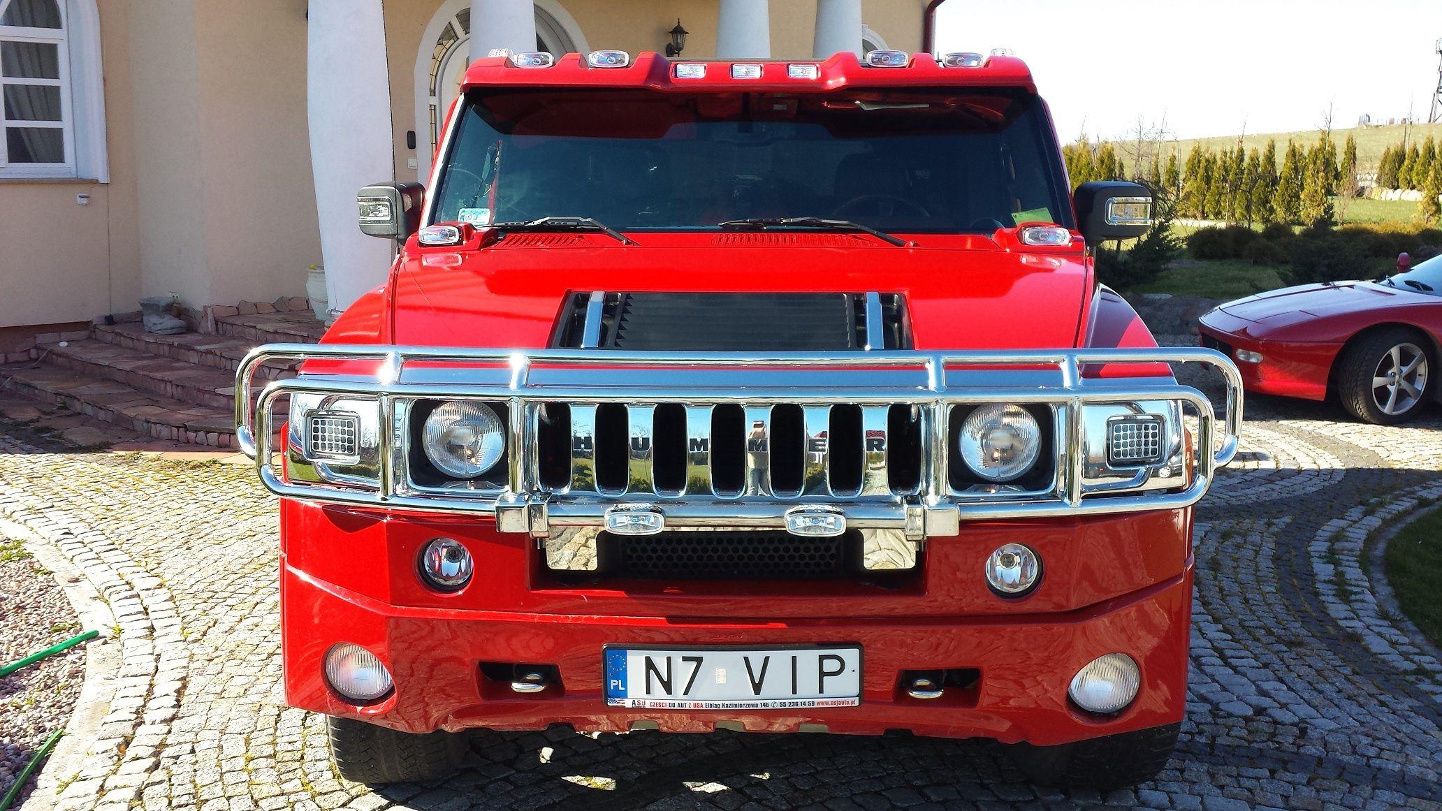 Hummer H2 Individual For Sale Sprzedam jedynego takiego Hummera z