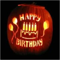 halloween bday wishes