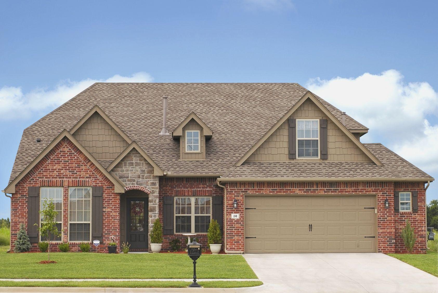 Exterior Trim Colors For Brick Homes
