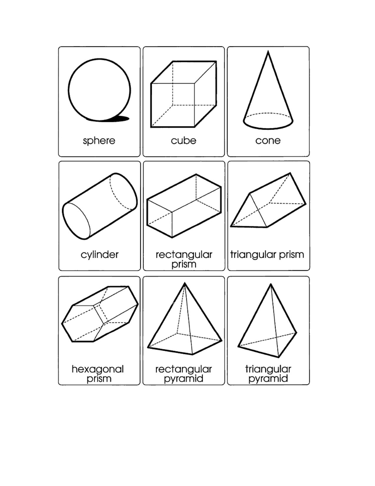 3d Shape Templates