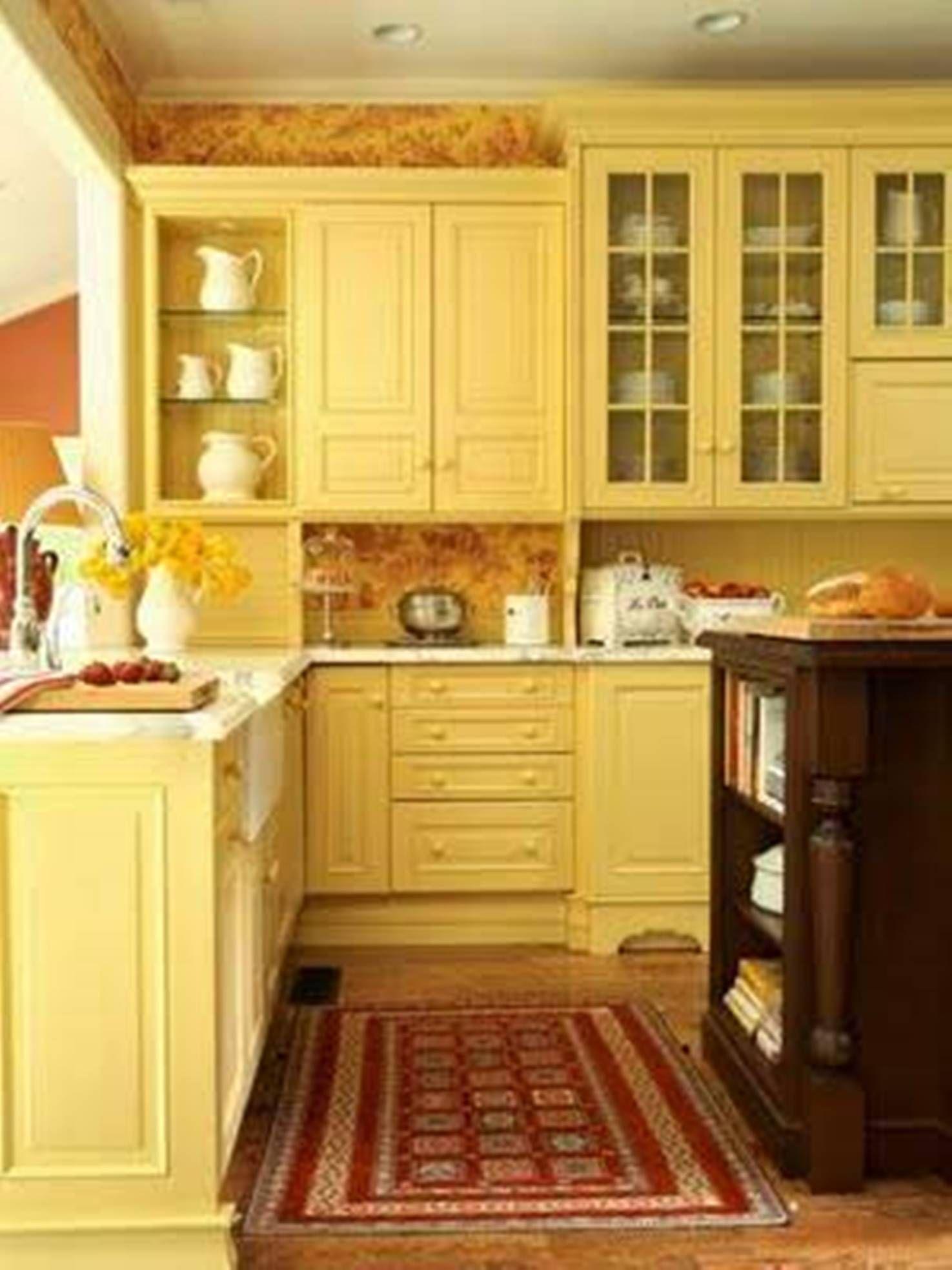 kitchen yellow kitchen walls viewing gallery yellow kitchen design pretty yellow kitchens on kitchen yellow id=56646