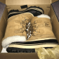 Sorel caribou boots in buff