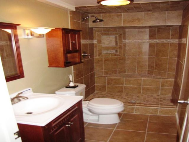 Image of Basement Bathroom Ideas