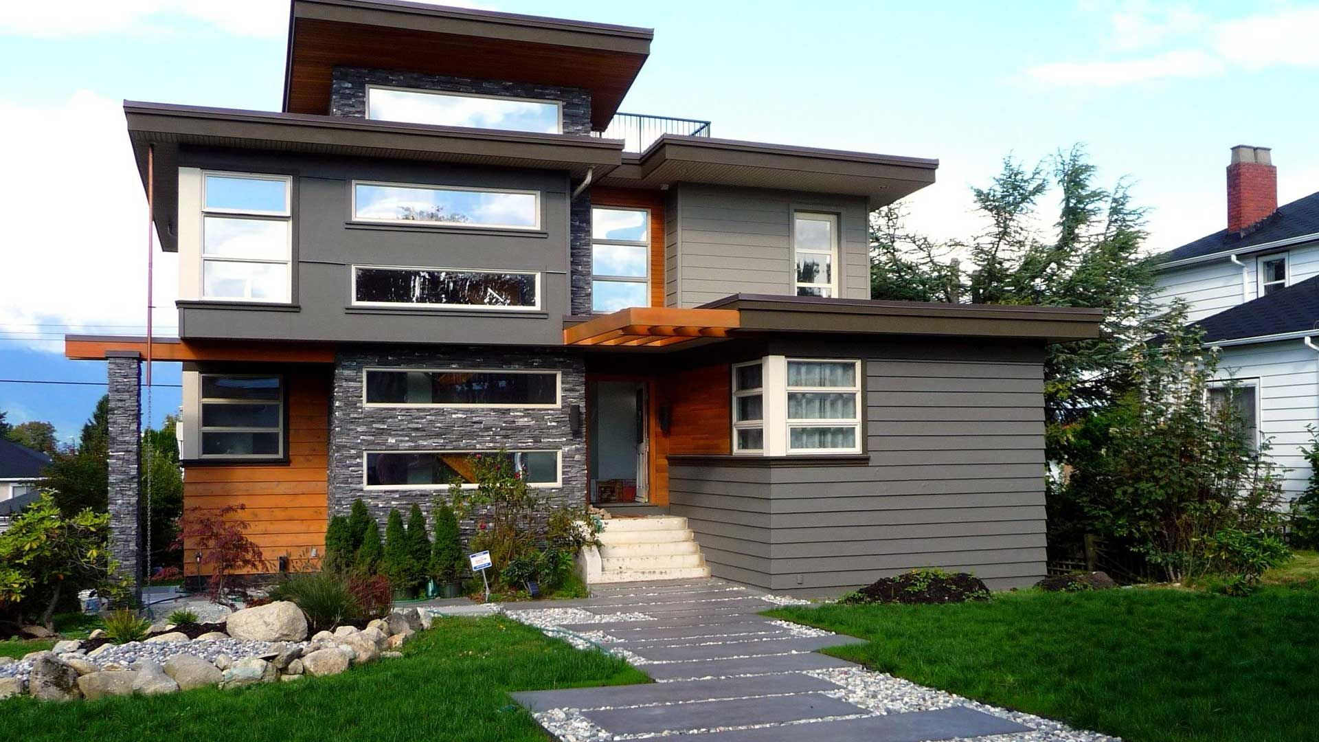 modern house siding ideas on Modern House Siding Ideas  id=35086