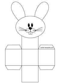 Easter basket template printable merry christmas and happy new easter basket template printable pronofoot35fo Image collections