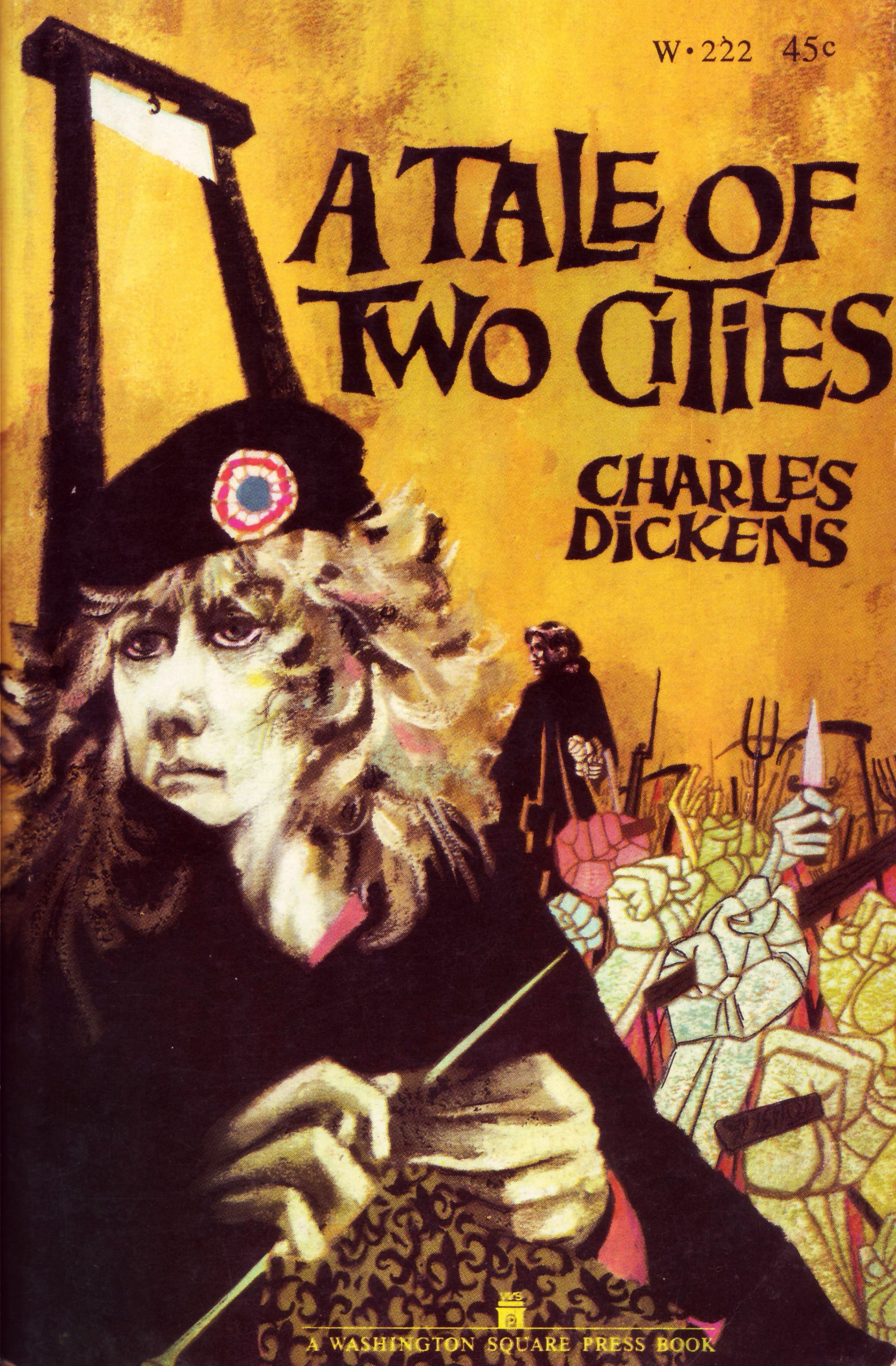 Leo Amp Diane Dillon A Tale Of Two Cities By Charles Dickens