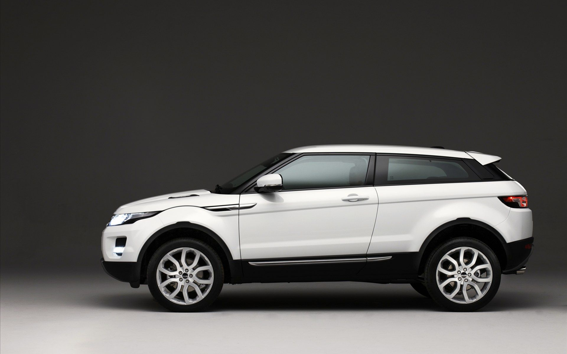 2011 Land Rover Range Rover Evoque new generation