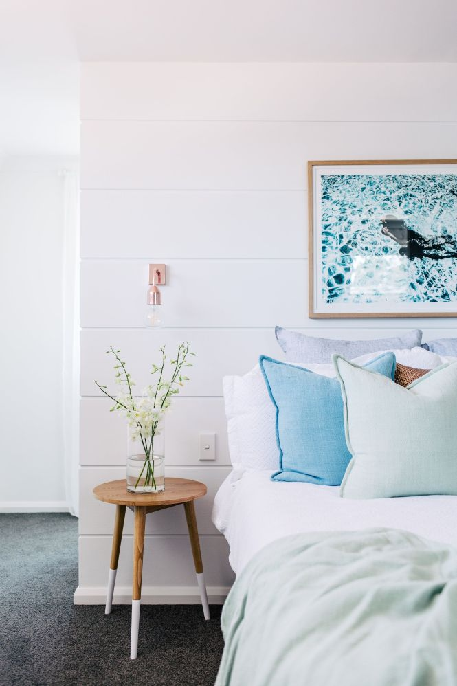 Tranquil Bedroom Styling