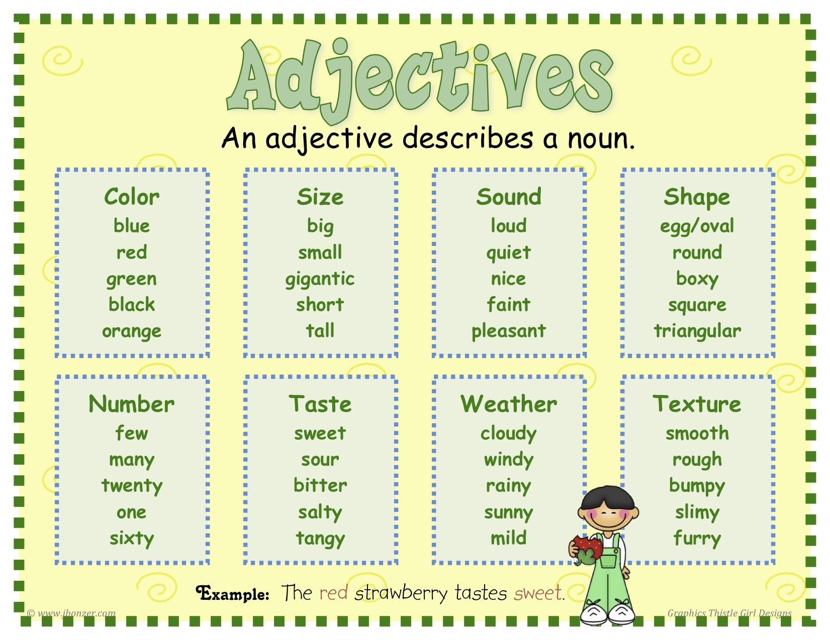 Worksheet Com Mas With Adjectives