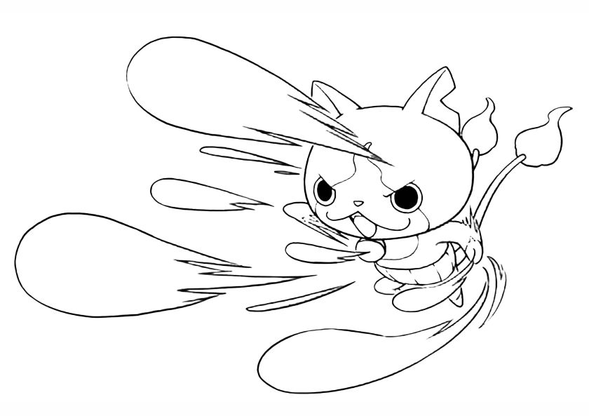watch yo kai coloring coloring pages  1  pinterest