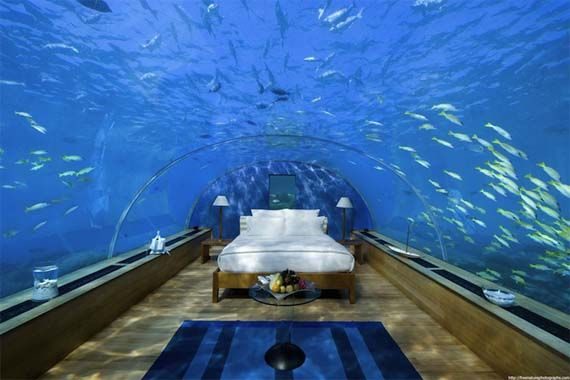 Underwater Bedroom Decorating Ideas