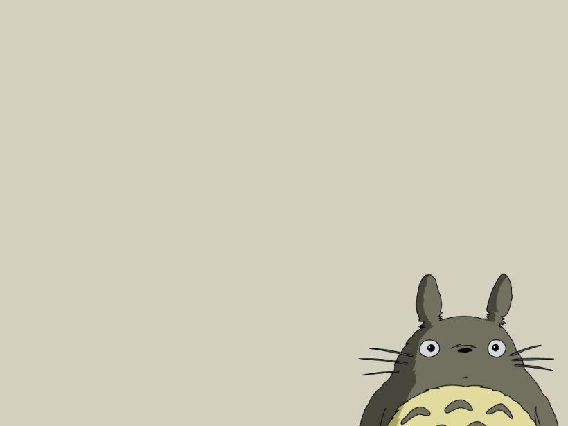 My Neighbor Totoro Wallpaper T O Y S R I E