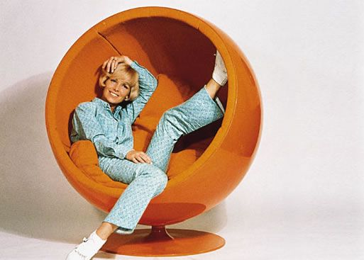 Mod Style Furniture Kugelsessel De