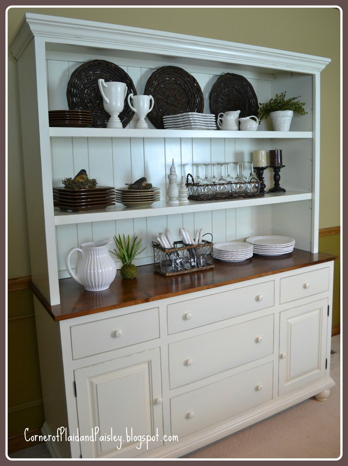 Hutchs Sideboards Buffets On Pinterest Kitchen Hutch Red Hu