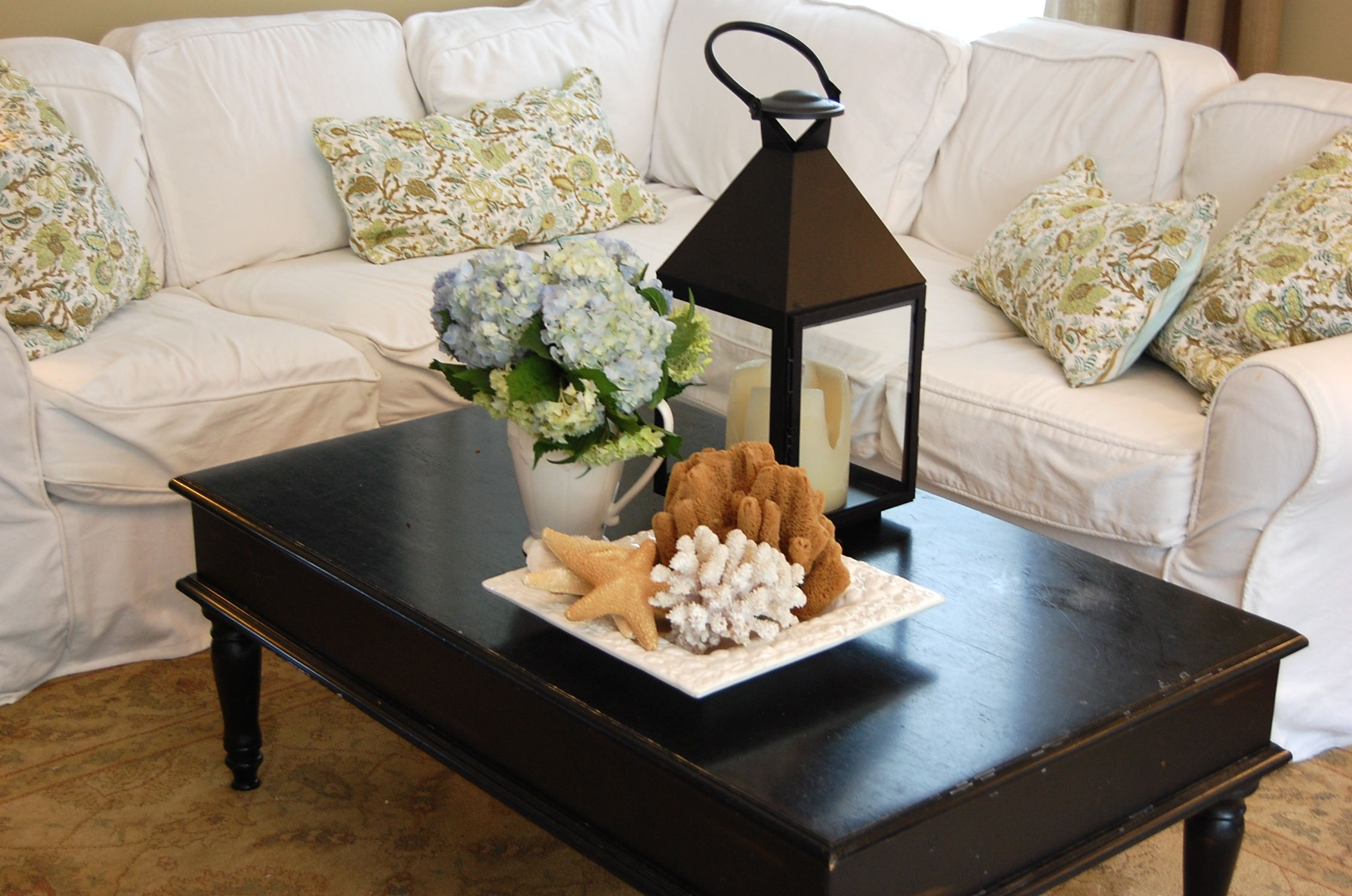 Coffee Table Decor On Pinterest