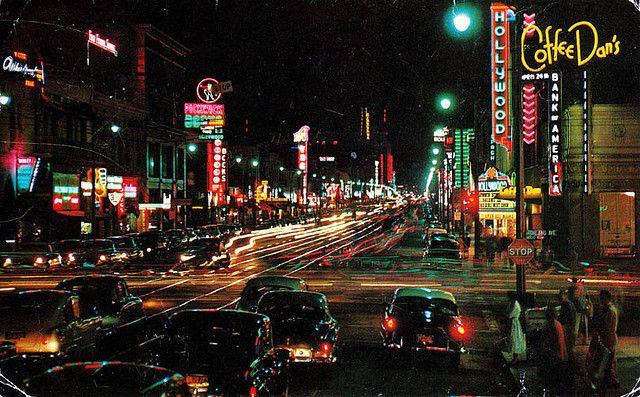 Resultado de imagem para hollywood boulevard los angeles california